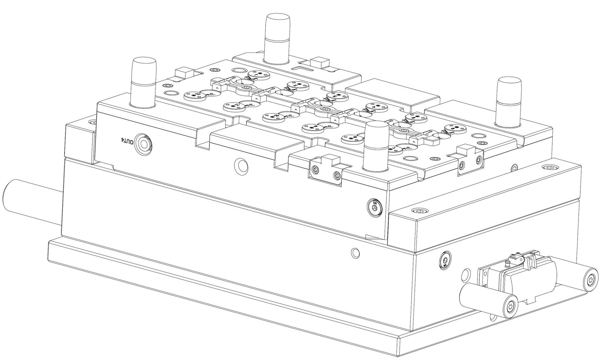 engineering plastic injection