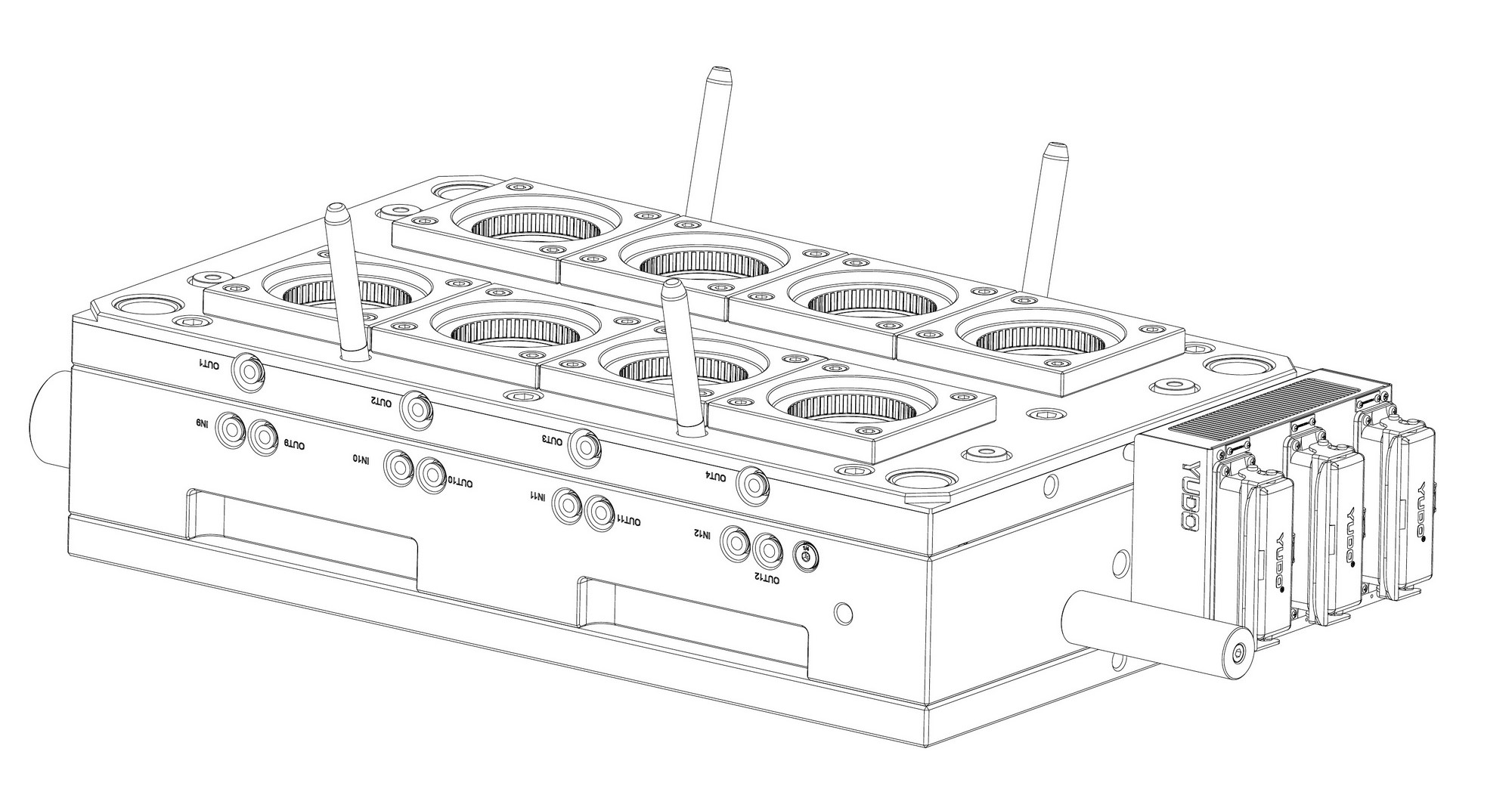 plastic injection mold cost